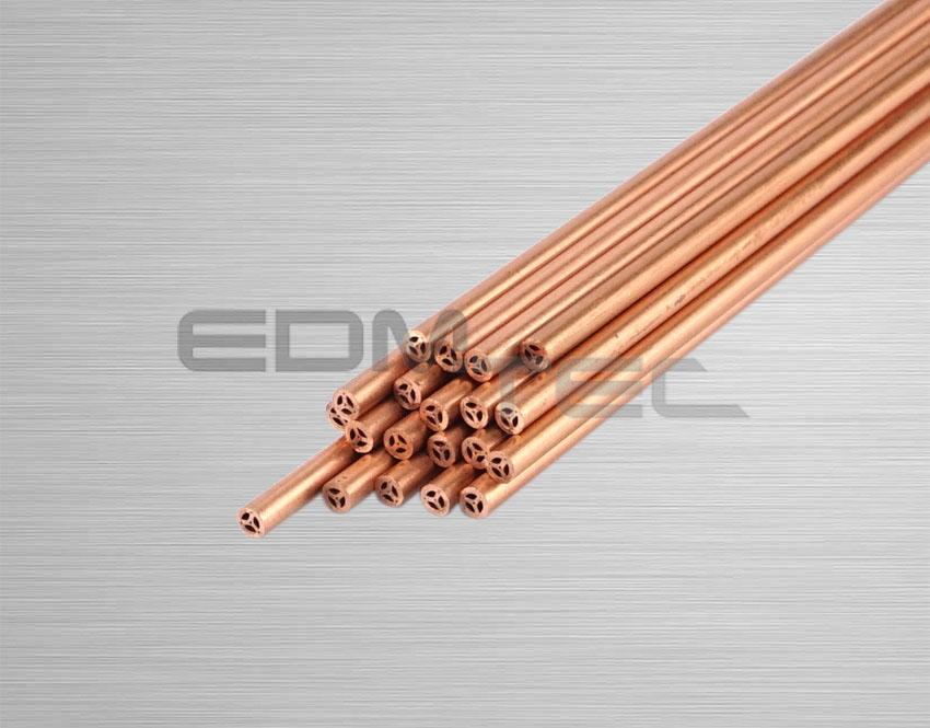 Rohrelektroden-Kupfer-mehrkanal