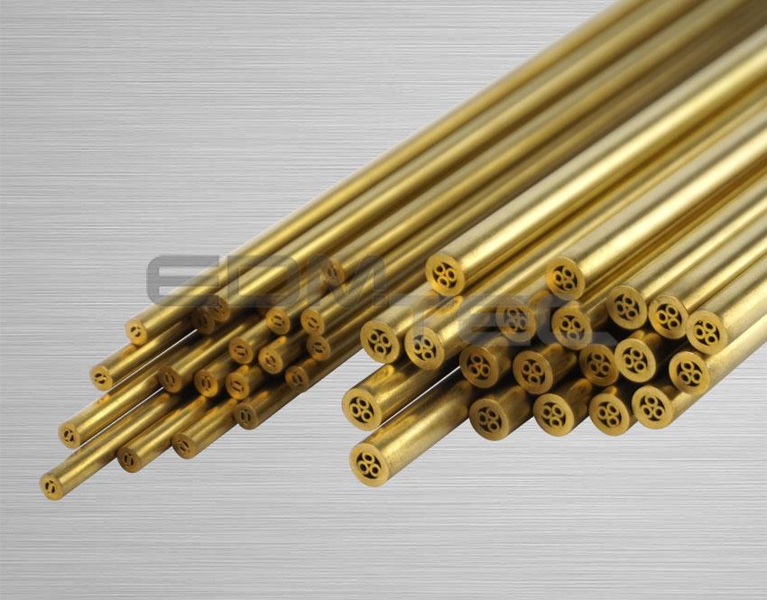 Rohrelektroden-Messing-Mehrkanal-1